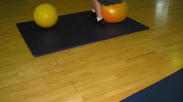 Ball bounce / squash
