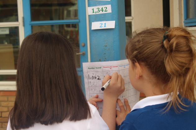 Year 5 math challenges