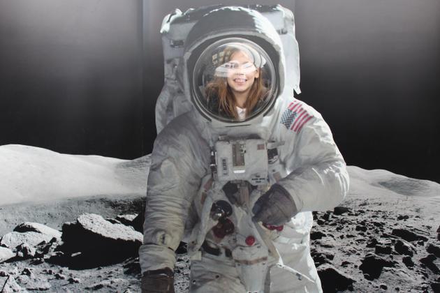Hello it's me, the astronaut!
