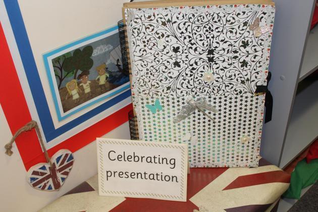 We celebrate excellent presentation