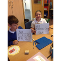 Using base ten and pictures to represent numbers