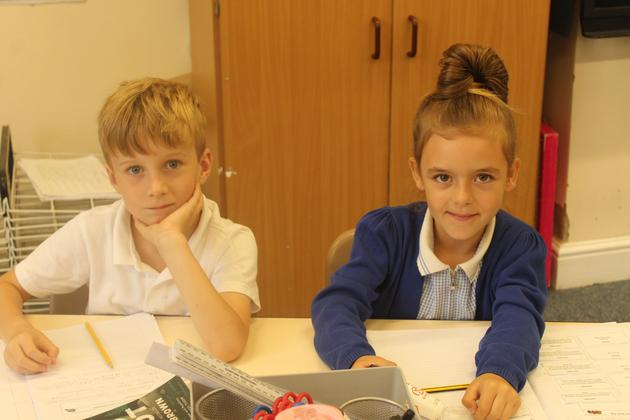 Years 3 and 4 writing