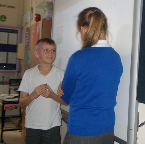 E-safety role play