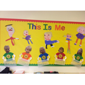 Our Look at Me Wall!