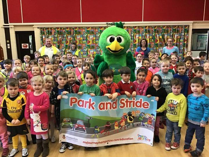 Park and Stride Launch