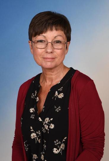 Mrs Hall - Admin Officer