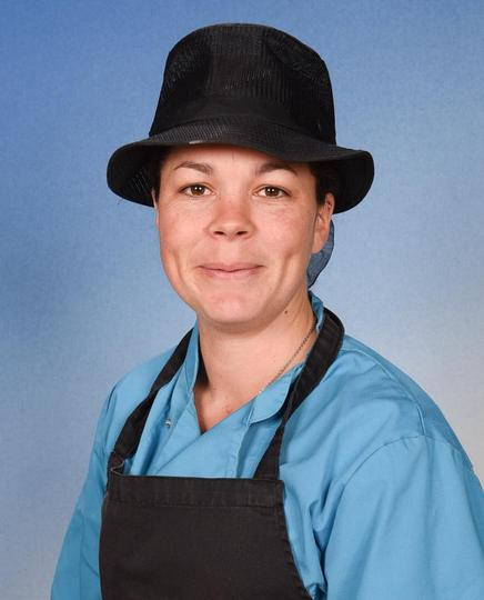 Mrs Wilson - Cook