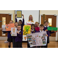 Paralympic poster winners