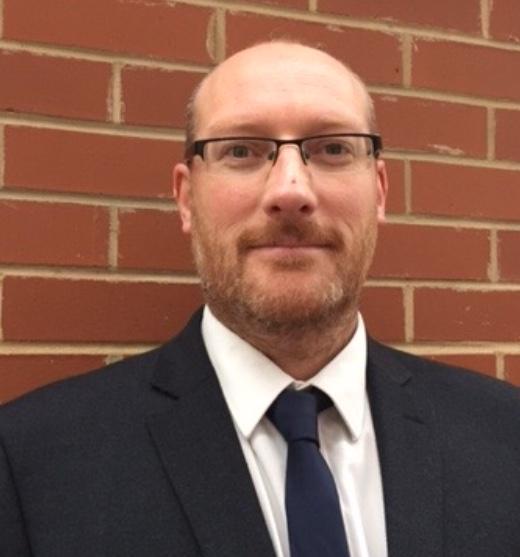Mr Alan Clode - Deputy Head/Inclusion Lead & Designated Safeguarding Lead