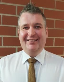 Mr Luke Talmage - Head Teacher & Deputy Designated Safeguard Lead