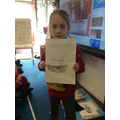 """I worked independently on my homework."""