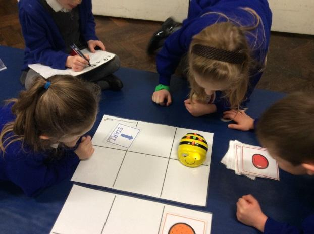 Exploring Bee-Bots