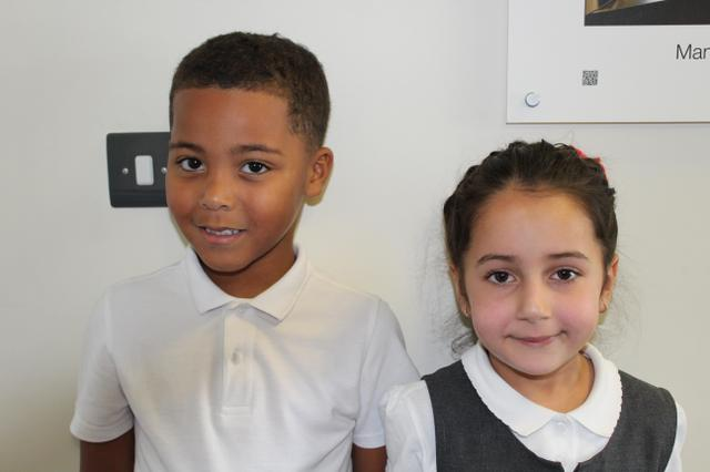 Class 4 School Council Representatives