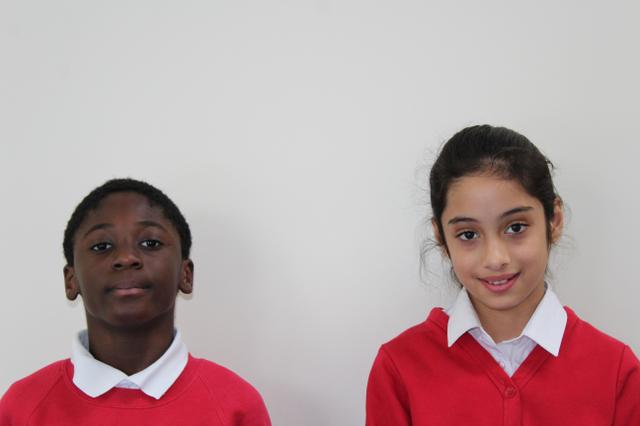 Class 20 School Council Representatives 2020