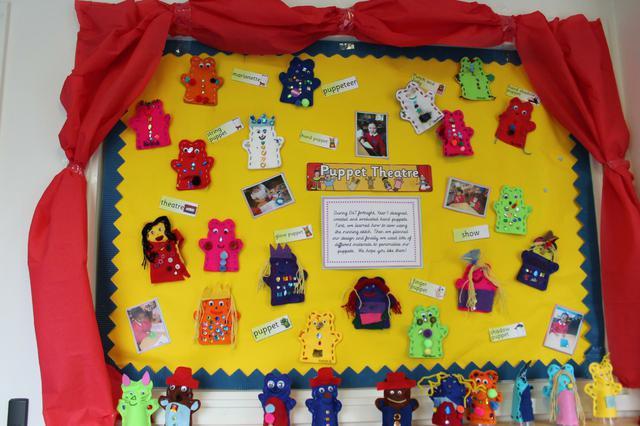Class 4 Display Summer