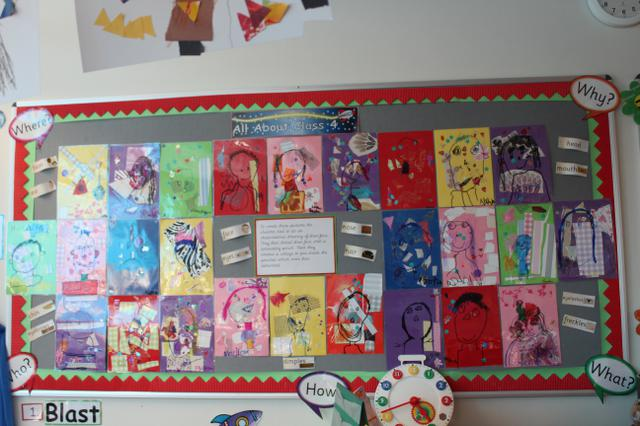 Class 4 Display Autumn