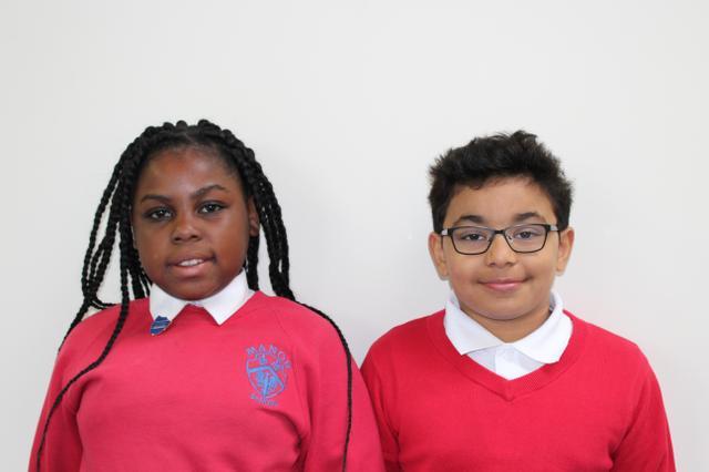 Class 19 School Council Representatives