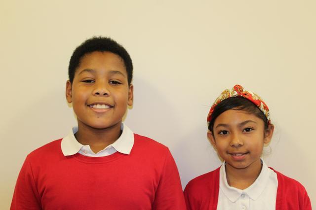 Class 13 School Council Representatives