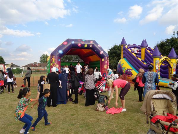 Inflatable Day