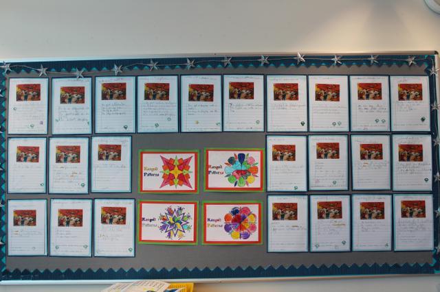 Class 5 Display Autumn