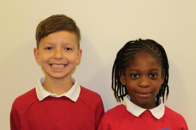 Class 14 School Council Representatives