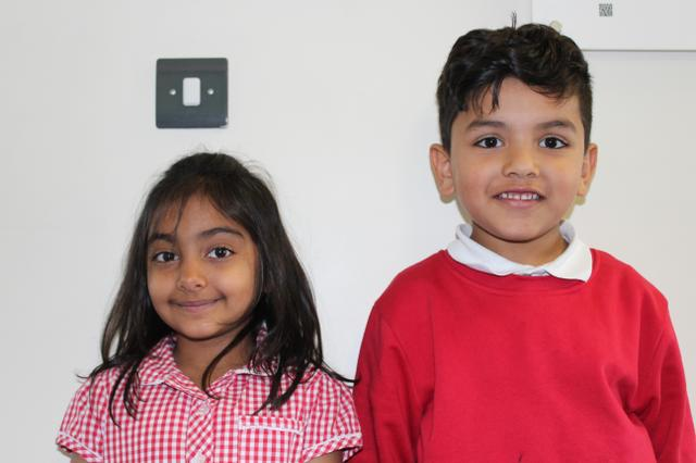 Class 5 School Council Representatives