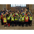 Class 16 visit to the Houses of Parliament