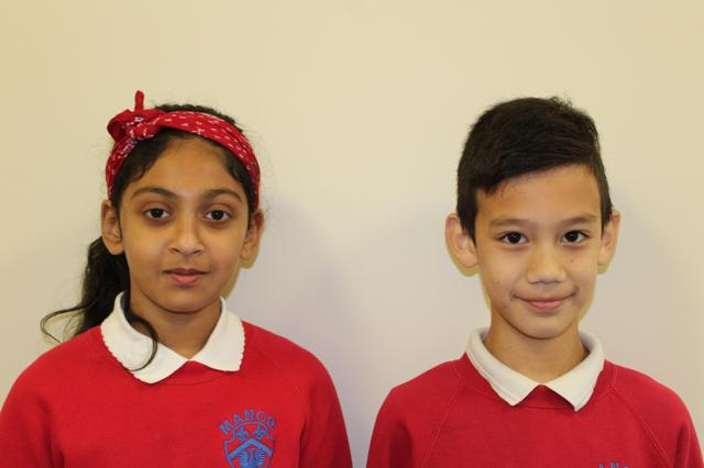 Class 15 School Council Representatives
