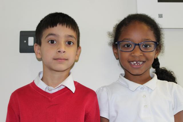 Class 6 School Council Representatives