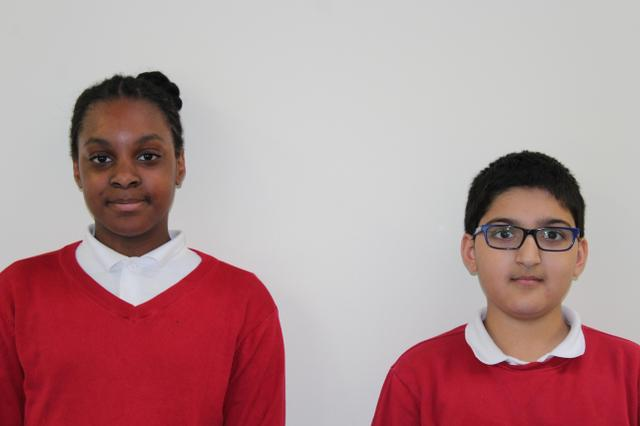 Class 19 School Council Representatives 202