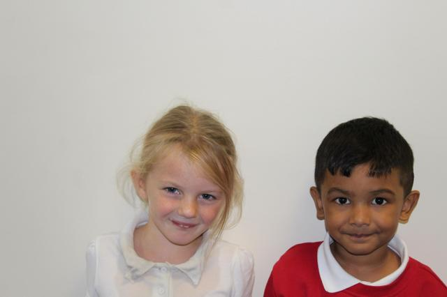 Class 5 School Council Representatives 202