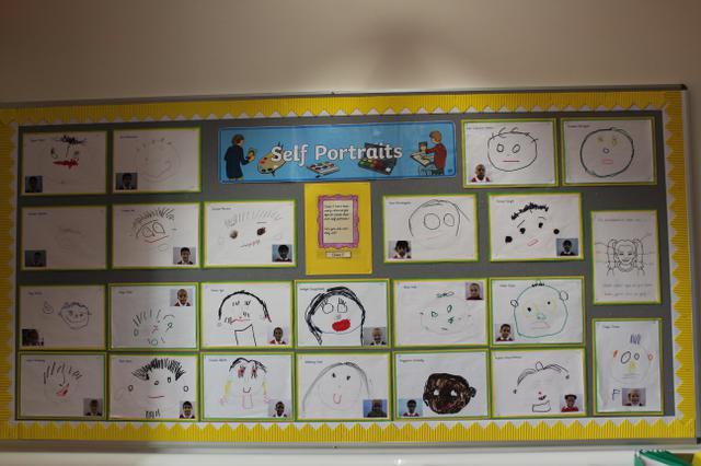 Class 2 Display Autumn