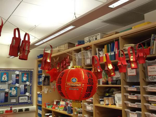 Class 2 Chinese New Year Decorations February 2016