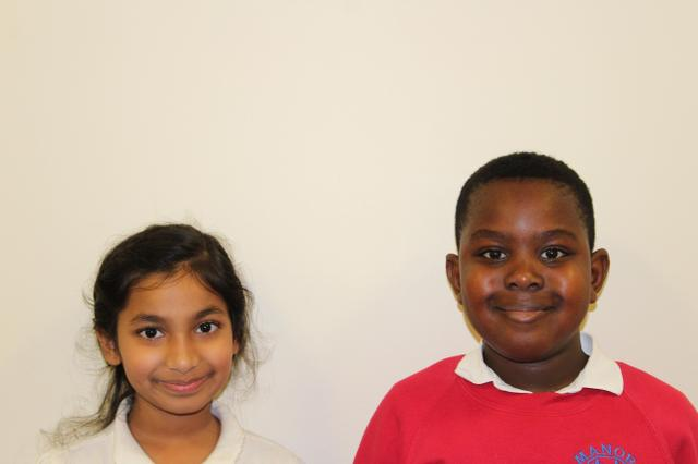 Class 14 School Council Representatives 202