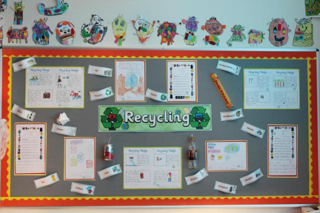 Class 6 Display Autumn