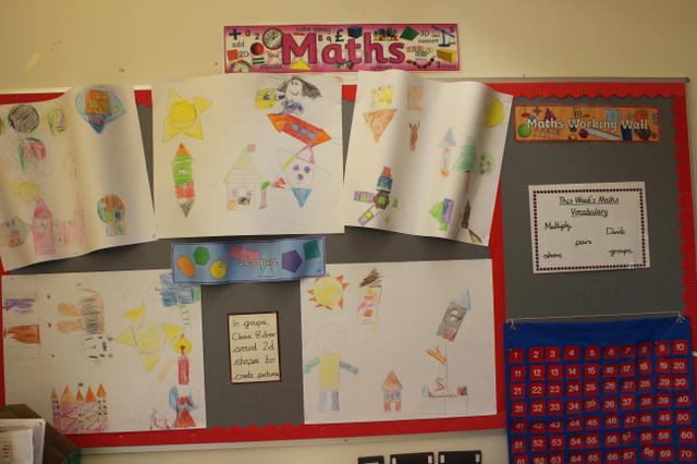 Class 8 Display Autumn