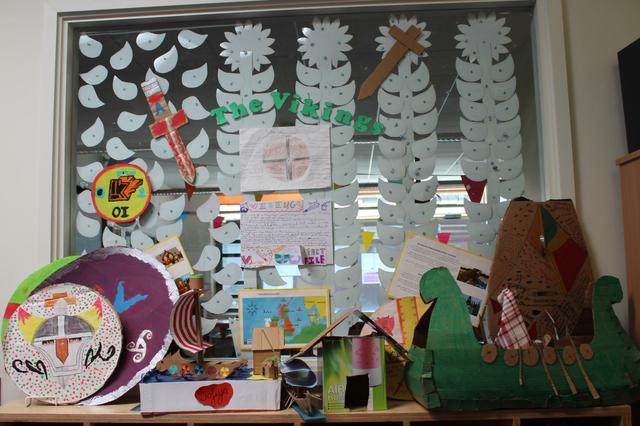 Class 18 Display Summer