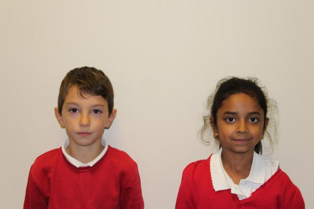 Class 10 School Council Representatives 2020