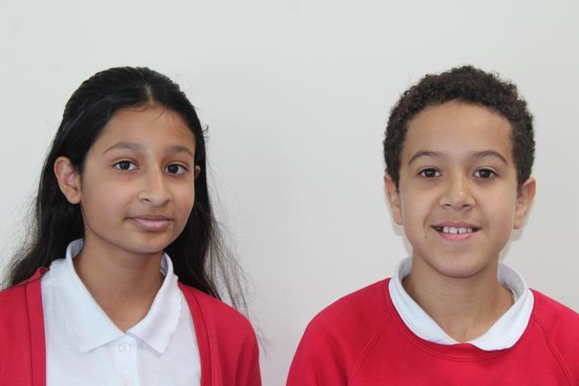 KS2 School Council Representatives