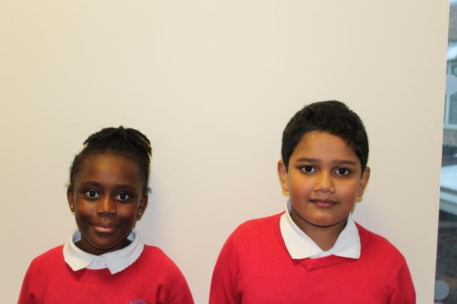 Class 11 School Council Representatives 202