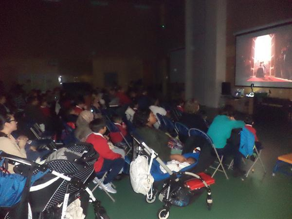 KS1 Movie Night