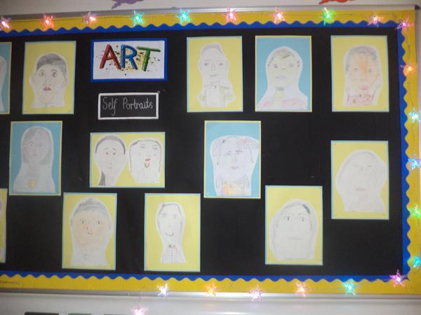 Class 11 Autumn Display 2016