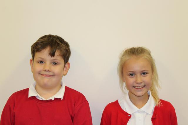 Class 15 School Council Representatives 2020