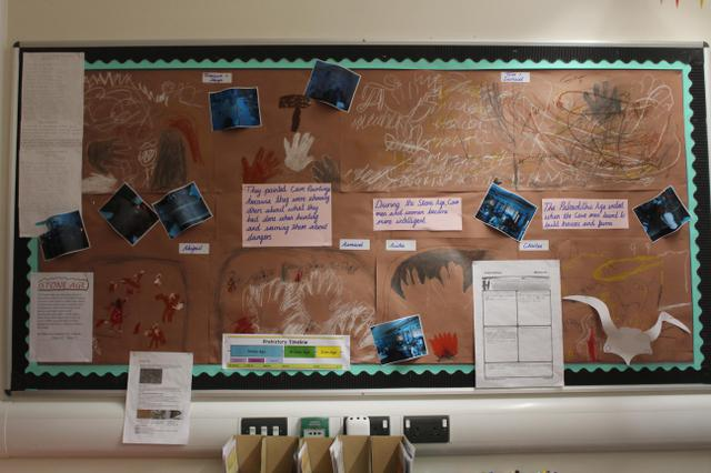 Class 10 Autumn Displays