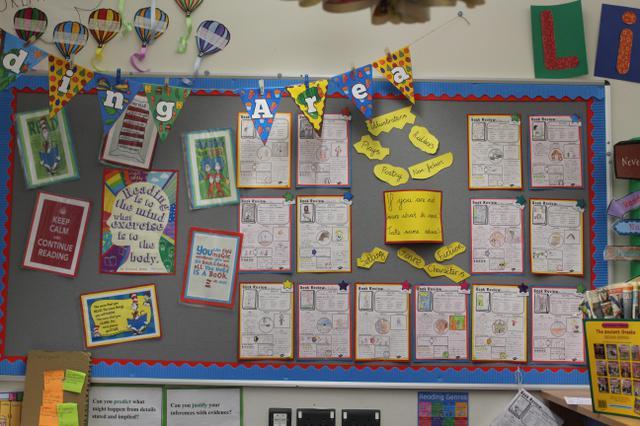 Class 13 Autumn Displays