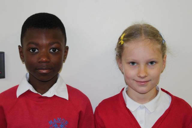 Class 10 School Council Representatives