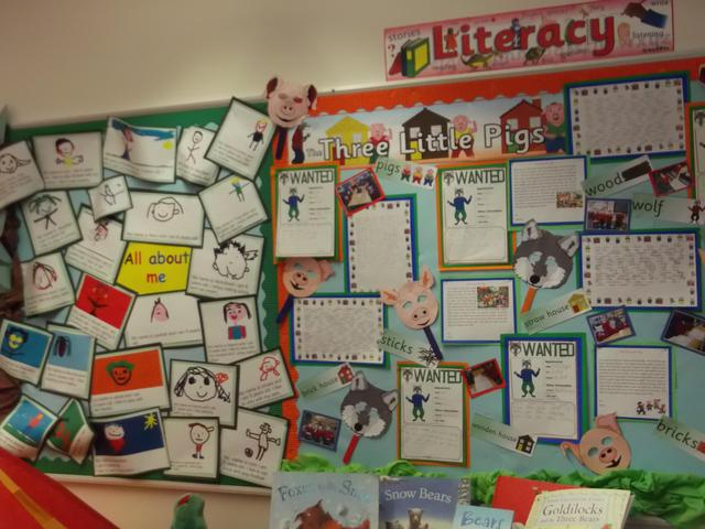 Calss 6 English Display February 2017