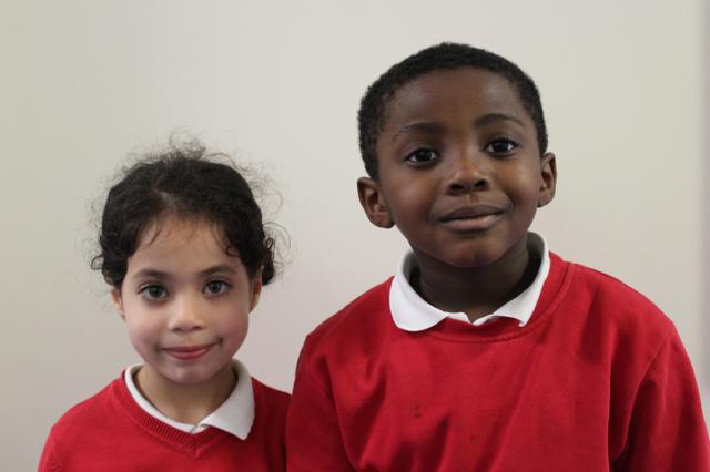 Class 1 School Council Representatives