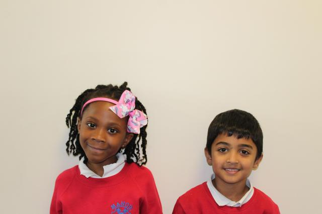 Class 4 School Council Representatives 2020