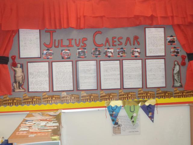 Class 15 Spring Display